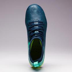 Agility 900 HG Kids' Hard Pitch Football Boots - Petrol Green