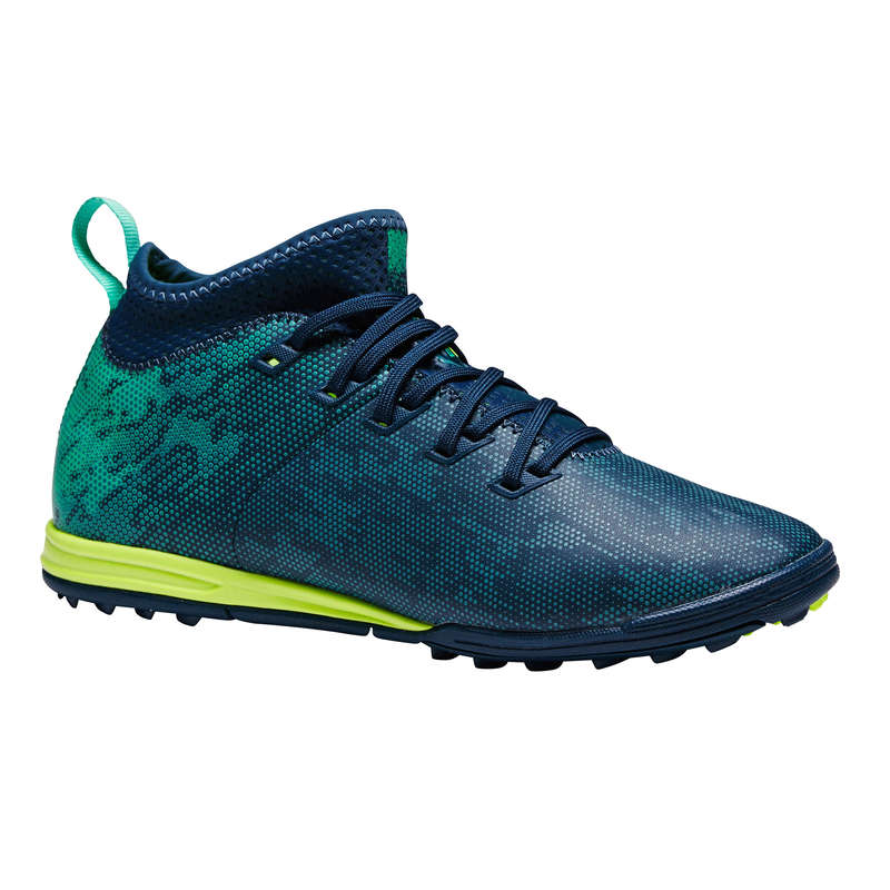 Turf Football - Agility 900 HG - Green KIPSTA - Football Boots