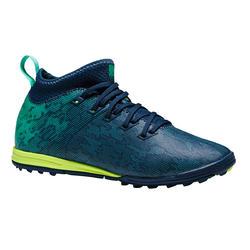青少年短釘足球鞋 Agility 900 HG - 藍色/紅色