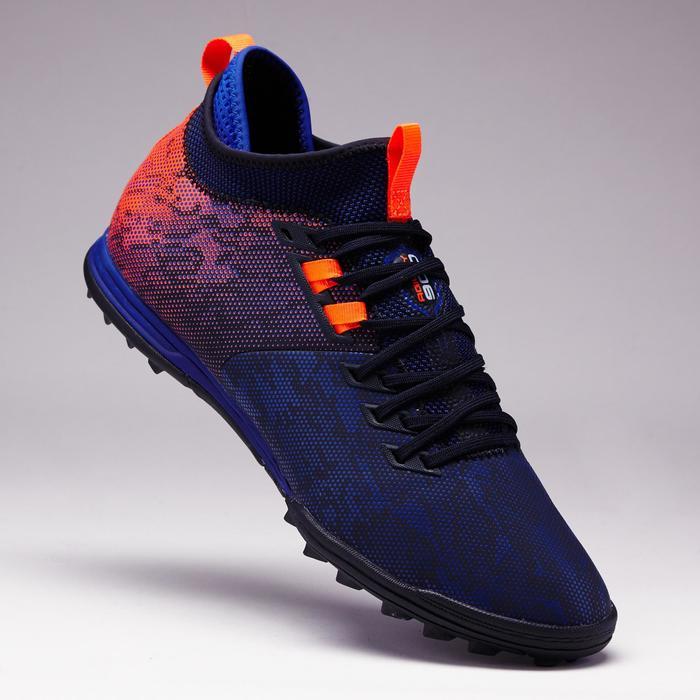 Chaussure de football adulte terrains durs Agility 900 HG bleue - 1353560
