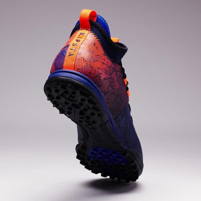 Chaussure de football adulte terrains durs Agility 900 HG bleue - 1353562