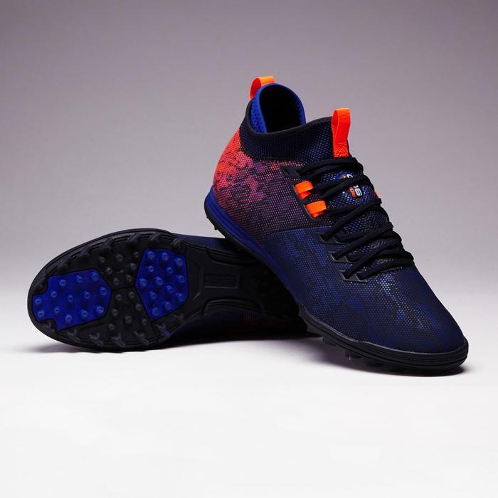 Chaussure de football adulte terrains durs Agility 900 HG bleue - 1353566