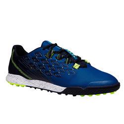 Voetbalschoenen voor volwassenen Fifter 900 HG voor hard terrein blauw geel