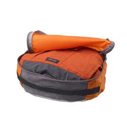 50至70 L背包用半月收納袋 2入