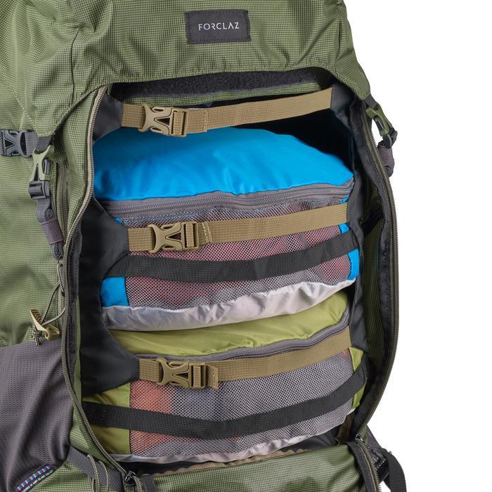 2 Aufbewahrungssäcke XL für Rucksäcke mit 70 bis 90 L
