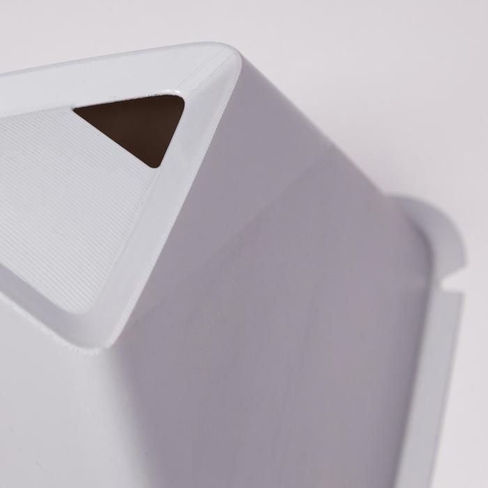 Trainingshütchen Kegel Essential 15 cm 6er-Set grau