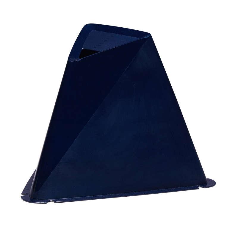 TILLBEHÖR LAGSPORT Lagsport - 6 koner Essentiel 15 cm blå KIPSTA - Baskettillbehör