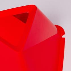 15cm Training Cones 6-Pack Essential - Orange