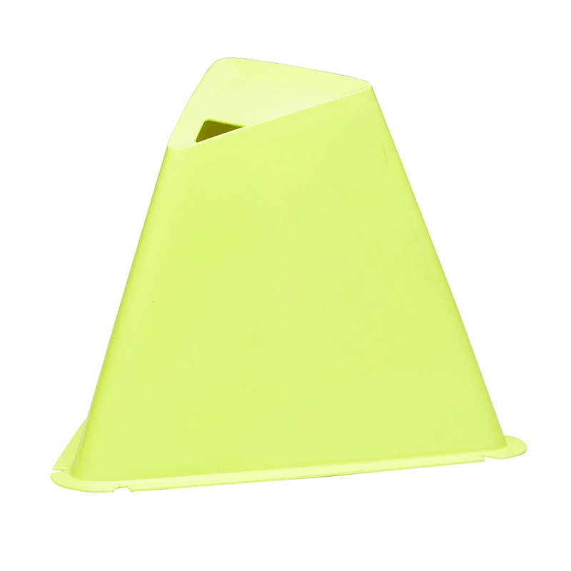 ACCESSORIES TEAM SPORT Football - Essential 6x15cm Cones Yellow KIPSTA - Football