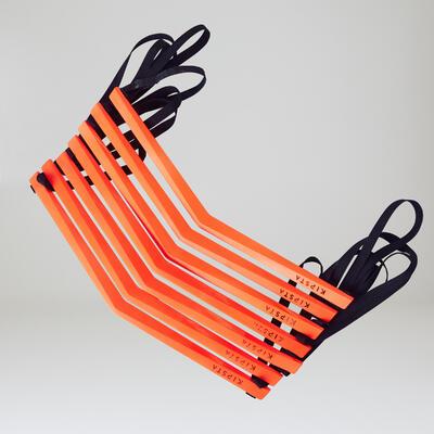 Essential 3.20 m Football Agility Ladder - Orange