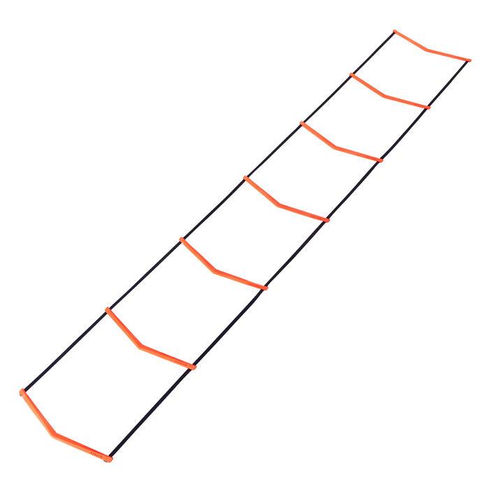 Trainingsladder voor voetbal Essential 3,20 meter oranje