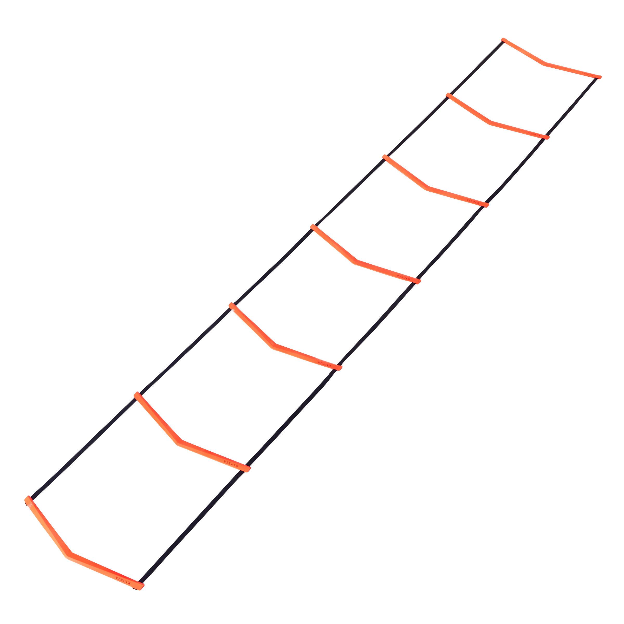 KIPSTA. Scala da allenamento ESSENTIAL 3,20 m arancione