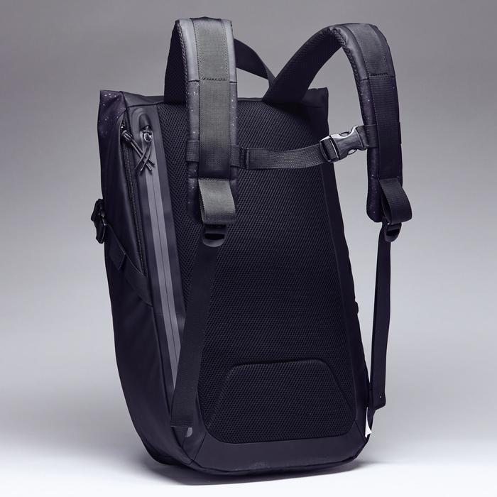 Rugzak voor teamsport Away 25 liter zwart