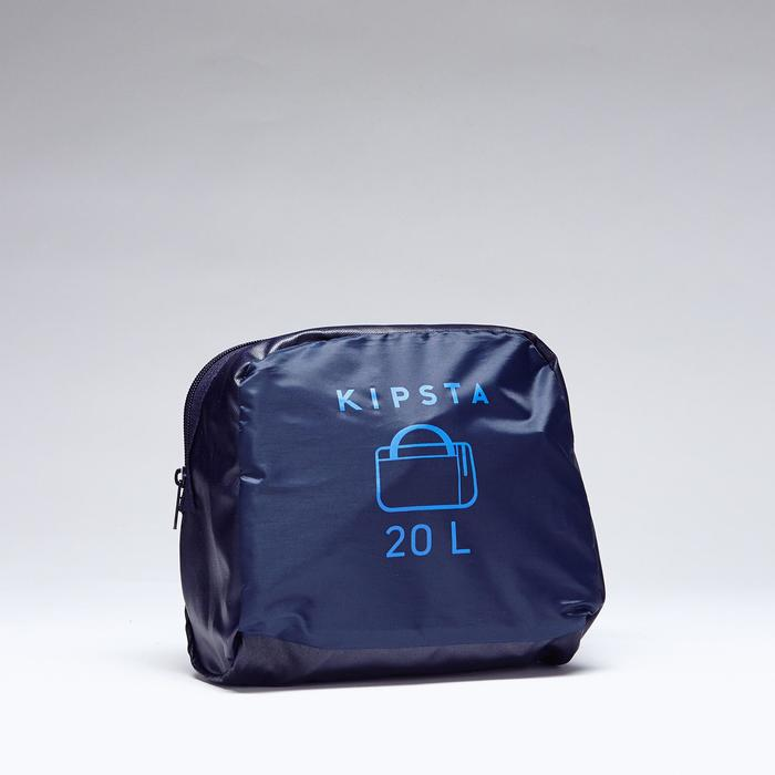 Sac de sports collectifs Kipocket 20 litres - 1353742