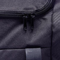 Kipocket 40 L Team Sports Bag Carbon Grey