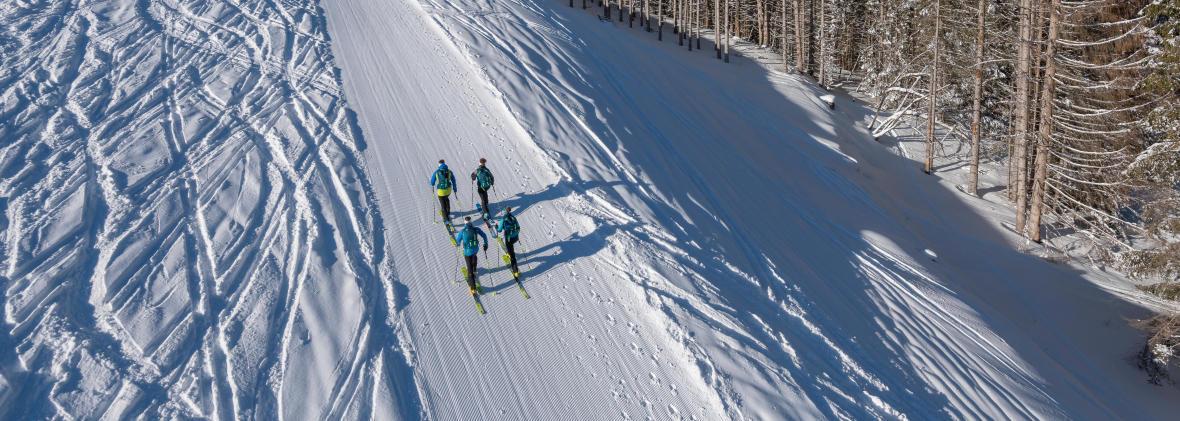 choisir sa pratique ski de randonnée