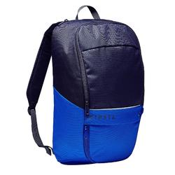 Rugzak voor teamsport Classic 17 liter blauw/zwart/indigo