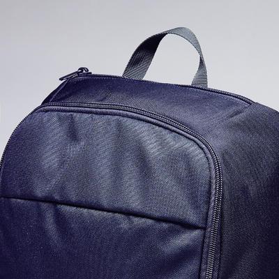 حقيبة ظهر رياضية Classic 17 لتر- أزرق/ أسود/ نيلي