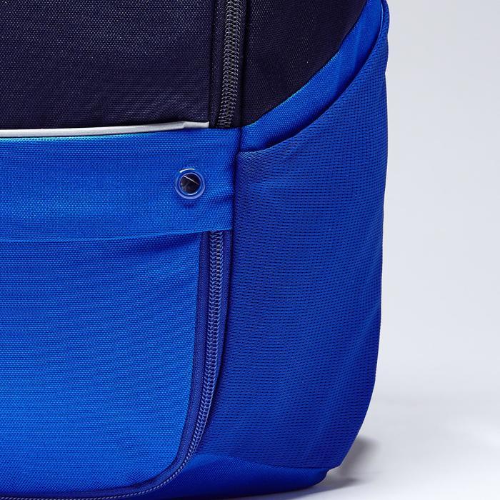 Sac à dos Essentiel 17 litres bleu foncé et bleu indigo