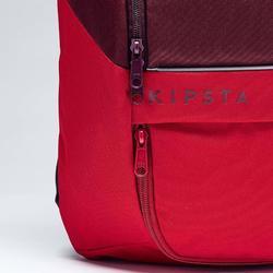 Mochila Deporte Kipsta Classic 17L Rojo Granate
