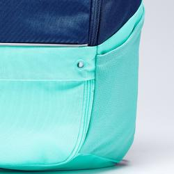 Mochila Classic 17 litros verde menta y azul