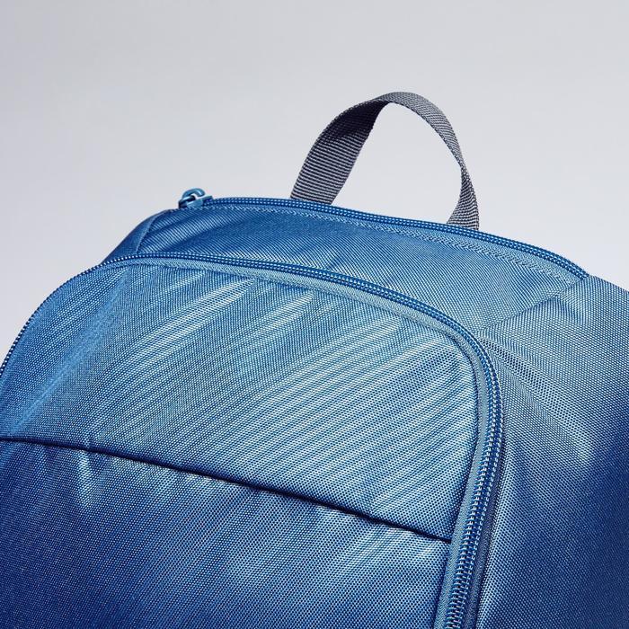 Rugzak Classic 17 l muntgroen en blauw