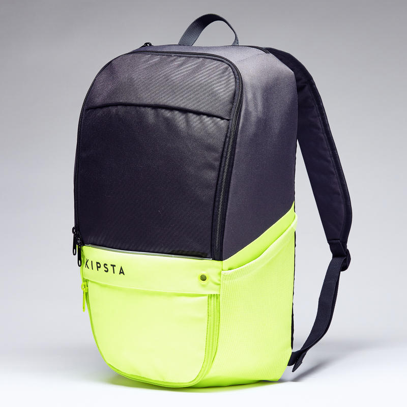 Sports Backpack Classic 17L - Carbon Grey/Neon Yellow