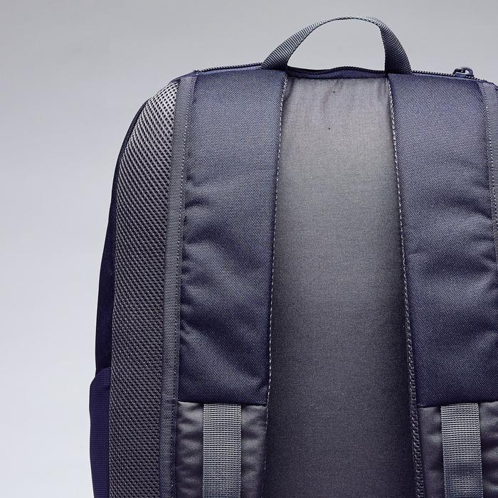 Sac à dos de sports collectifs Classic 25 litres noir, gris carbone - 1353831