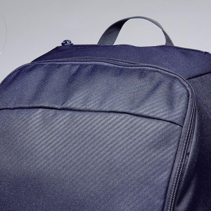 Sac à dos de sports collectifs Classic 25 litres noir, gris carbone - 1353835