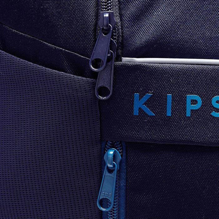 Sac à dos de sports collectifs Classic 25 litres bleu noir, bleu prusse