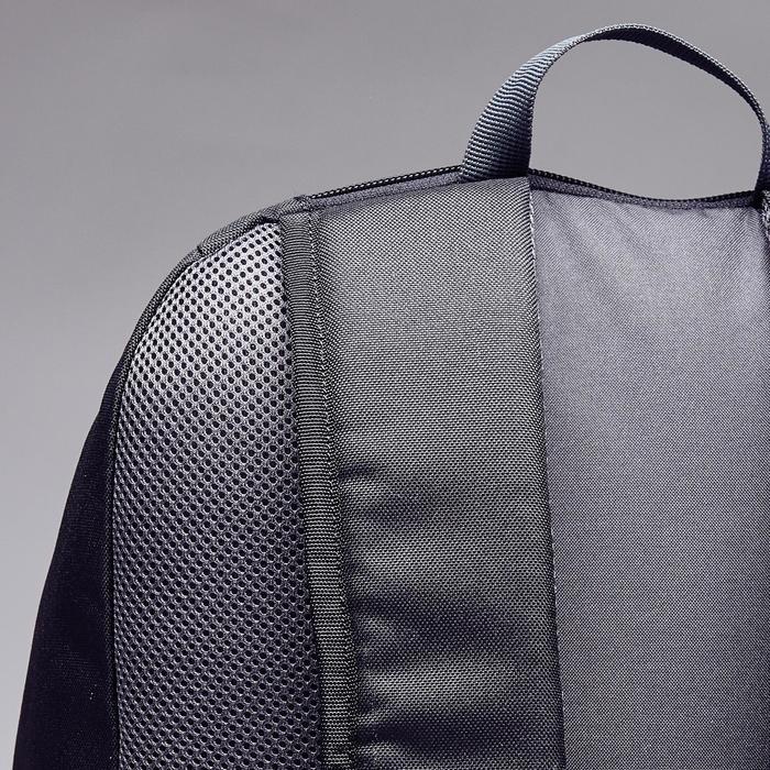 Sac à dos de sports collectifs Classic 25 litres noir, gris carbone - 1353846
