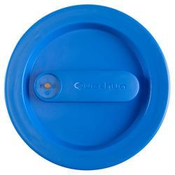 Fiambrera Montaña Quechua Plástico 0,65L Azul
