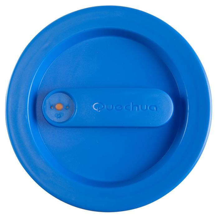 Plastic bewaardoosje voor trekking 0,65 liter - 135385