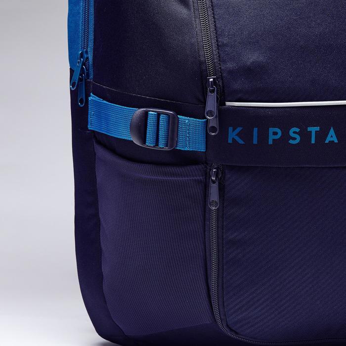 Sac à dos de sports collectifs Essentiel 35 litres bleu nuit, bleu prusse