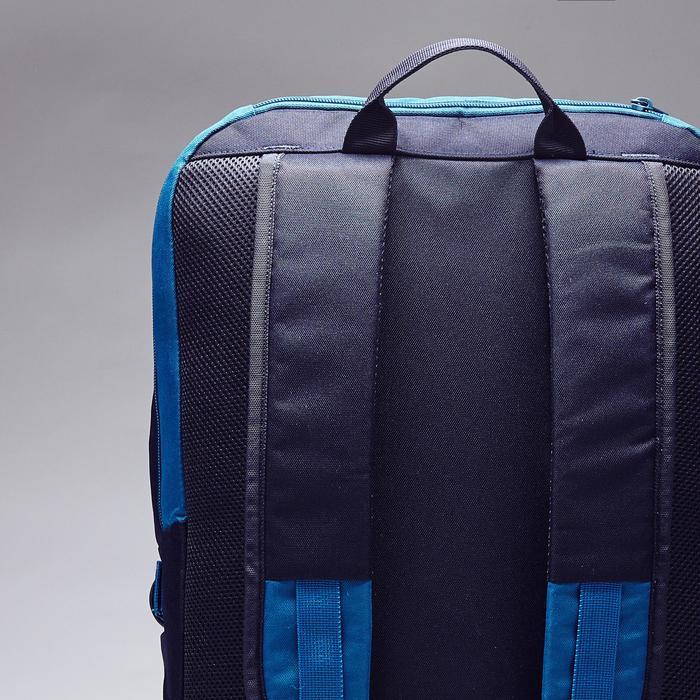 Sporttasche Rucksack Classic 35L blau/schwarz/dunkelblau
