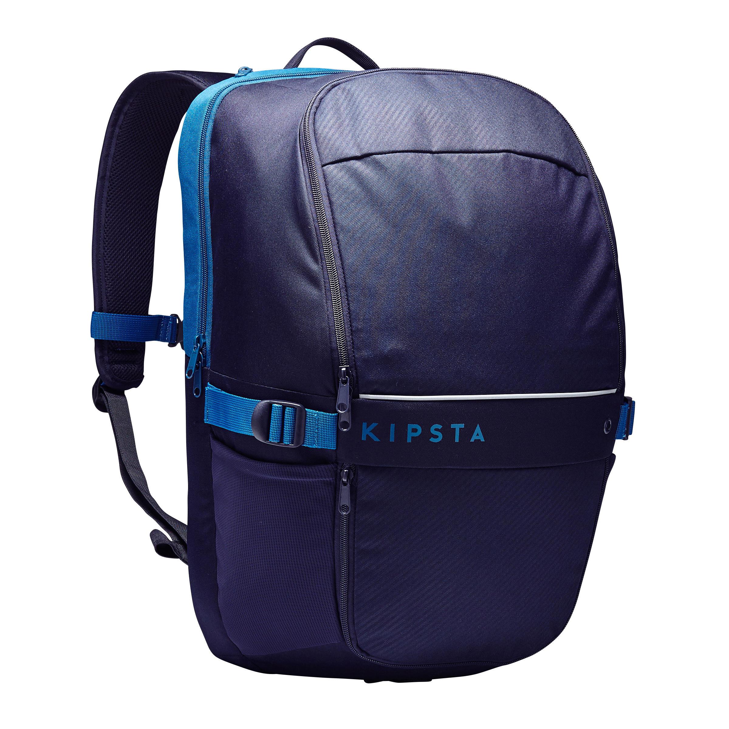 35L Team Sports Backpack Essential - Black/Carbon Grey