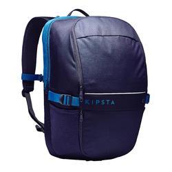 Rugzak voor teamsport Classic 35 liter blauw/zwart/pruisisch blauw