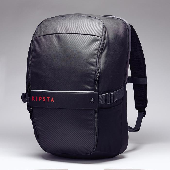 35L Team Sports Backpack Essential - Black/Carbon Grey