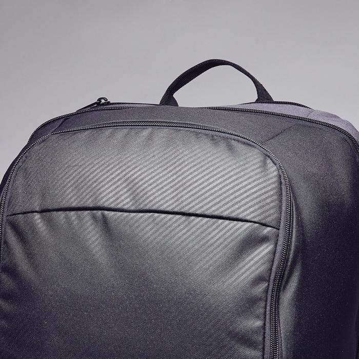 Sac à dos de sports collectifs Classic 35 litres noir, gris carbone - 1353883