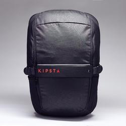 Sac à dos de sports collectifs Essentiel 35 litres noir, gris carbone