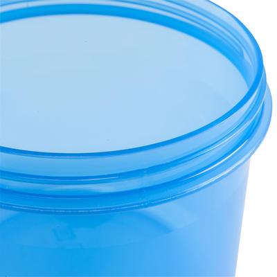 Portacomida excursionismo plástico 0,65 litro