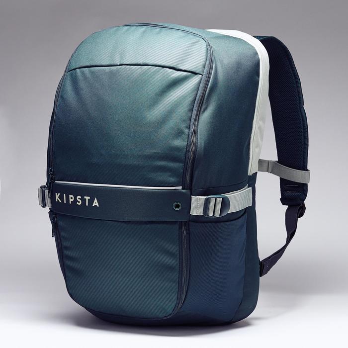 Sporttasche Rucksack Classic 35L grün/grau