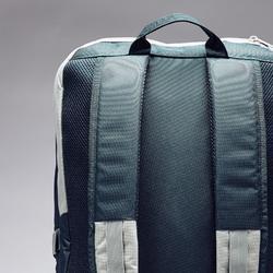 Sac à dos de sports collectifs Classic 35 litres vert mélèze, gris sauvage