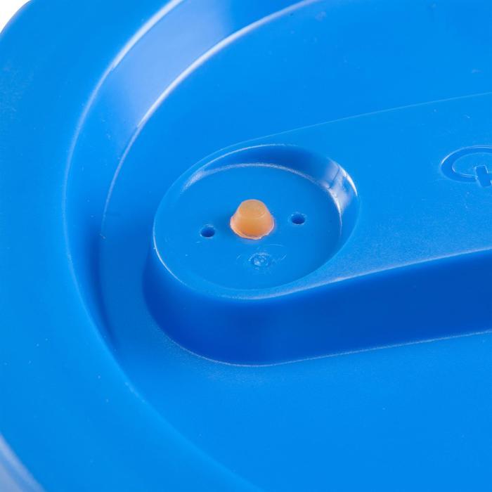 Plastic bewaardoosje voor trekking 0,65 liter - 135390