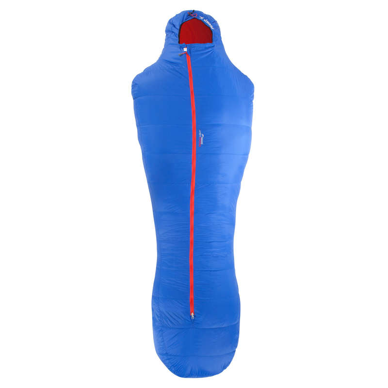 MOUNTAINEERING SLEEPING BAGS Mountaineering - Makalu I Down Sleeping Bag L SIMOND - Mountaineering
