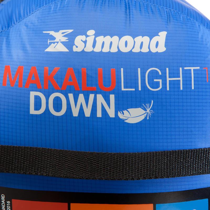 Saco de dormir MAKALU I Light talla M