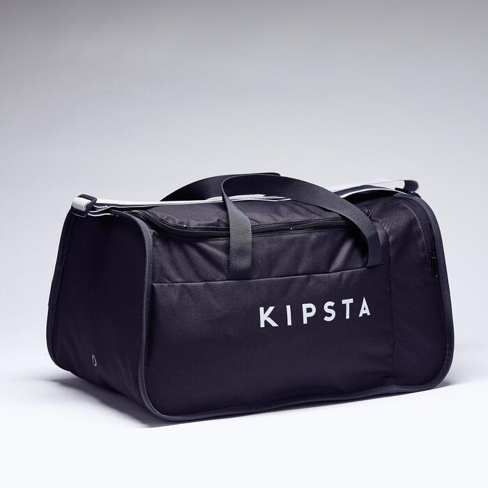 Sporttasche Kipocket 40L carbongrau/hellgrau