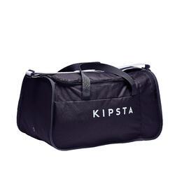 Saco de desporto Kipocket 40 litros cinza carbono