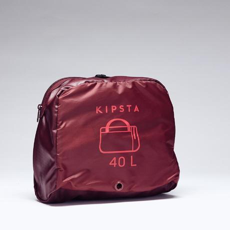 5da779a7e7 Sac de sports collectifs Kipocket 40 litres rouge grenat bourgogne. BIENTÔT  ÉPUISÉ. Previous. Next
