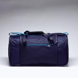 Bolsa Deporte Kipsta Kipocket 60L Azul Marino